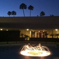 Photo taken at The Beverly Hilton by Kayla W. on 6/23/2012