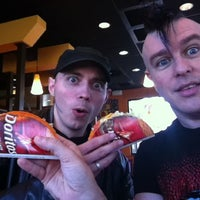 Photo taken at Taco Bell by Andy D. on 3/12/2012