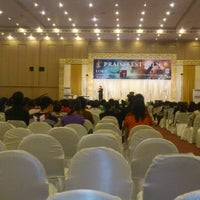 Photo taken at Manado Convention Center (MCC) by Jefry A. on 6/29/2012