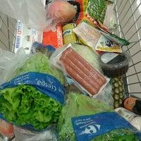 Photo taken at Carrefour Bairro by Nathalia M. on 7/24/2012