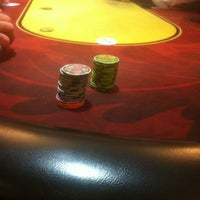 Photo taken at WinStar Poker Room by Eric F. on 6/14/2012
