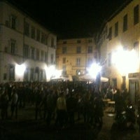 Photo taken at Piccola Osteria Lucca Drento by Luca L. on 5/12/2012