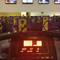 Photo taken at Planet Fitness by Cole on 6/25/2012