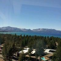 Photo taken at Harveys Lake Tahoe Resort & Casino by Rich C. on 9/1/2012