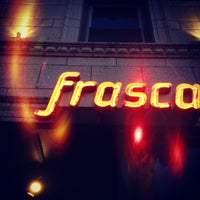 Photo taken at Frasca Pizzeria & Wine Bar by Angie T. on 4/14/2012