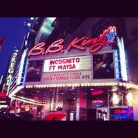 Photo taken at B.B. King Blues Club & Grill by Jay B. on 4/1/2012