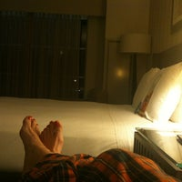 Photo taken at Hilton Columbus/Polaris by Ellie B. on 4/8/2012