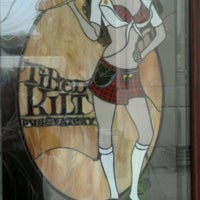 Photo taken at Tilted Kilt Mission Valley by Mark P. on 2/7/2012