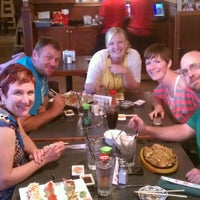 Photo taken at Ninja Japanese Steakhouse & Sushi by Joshua A. on 7/8/2012