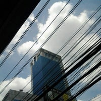 Photo taken at GMM Grammy Place by Amnat S. on 8/22/2012