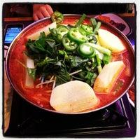 Photo taken at Arang Restaurant by Lynda V. on 6/23/2012