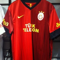 Photo taken at Galatasaray Store by Erhan P. on 8/30/2012