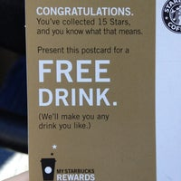 Photo taken at Starbucks by Wendy W. on 5/9/2012