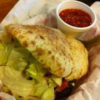 Photo taken at Pizza Nosh by Angela H. on 3/13/2012