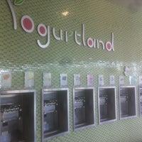Photo taken at Yogurtland by Ricky P. on 7/28/2012