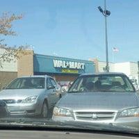 Photo taken at Walmart Supercenter by Joanne D. on 4/13/2012