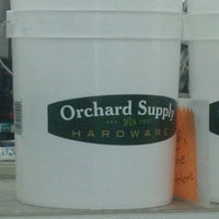 Photo taken at Orchard Supply Hardware by Paul H. on 4/3/2012