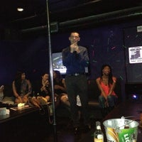 Photo taken at Pandora Karaoke & Bar by Susie S. on 2/11/2012