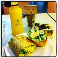 Photo taken at SaladStop! by thpsycho on 6/26/2012