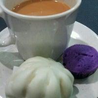 Photo taken at Tok Ayah Bakery (Roti Naik) by Lisa A. on 7/17/2012