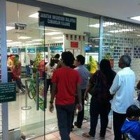 Photo taken at Immigration Dept (Jabatan Imigresen) by David J. on 4/21/2012