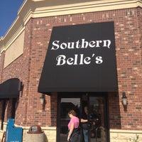 Photo taken at Southern Belle's Pancake House by Nic B. on 3/25/2012