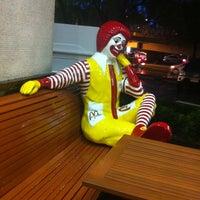 Photo taken at McDonald's & McCafé by Na P. on 8/30/2012