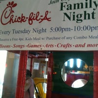Photo taken at Chick-fil-A by Julie H. on 8/29/2012
