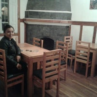 Photo taken at RestoBar Suburbia by Mariana S. on 8/2/2012