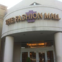 Photo taken at The Fashion Mall at Keystone by Ricky P. on 5/10/2012
