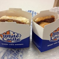 Photo taken at White Castle by Mel N. on 4/12/2012