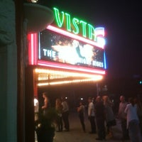 Photo taken at Vista Theater by Jeff S. on 7/22/2012