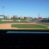Photo taken at FirstEnergy Park by Chris on 6/15/2012