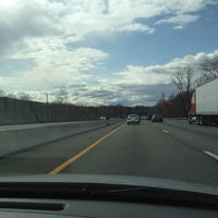 Photo taken at I-80 (Interstate 80) by Eryca W. on 4/12/2012