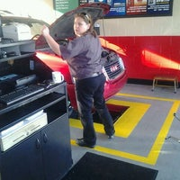 Photo taken at Valvoline Instant Oil Change by 🙈🙉🙊 ryn C. on 4/25/2012