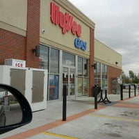 Photo taken at Hy-Vee Convenience & Gas by Nick R. on 4/13/2012