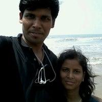 Photo taken at Murud Beach by Virendra L. on 3/25/2012