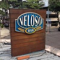 Photo taken at Bar Veloso by Renata T. on 5/6/2012