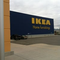Photo taken at IKEA Draper by Brett R. on 4/20/2012