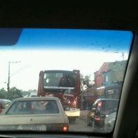 Photo taken at Avenida Guarapiranga by Isabel C. on 5/7/2012