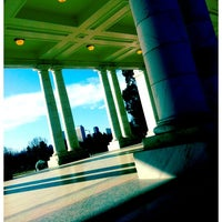 Photo taken at Cheesman Park by Patrick J. on 3/15/2012