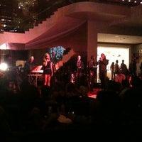 Photo taken at Living Room Bar by Rachel M. on 5/28/2012