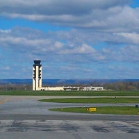 Photo taken at Lehigh Valley International Airport (ABE) by Jerry M. on 4/2/2012