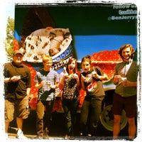 Photo taken at Willamette Week by Ben Jerry's Truck West on 7/9/2012