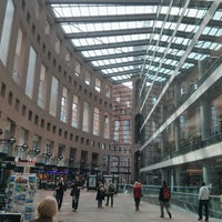 Photo taken at Vancouver Public Library by Samuel O. on 4/3/2013