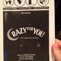 Photo taken at Saratoga Civic Theater by Tim B. on 7/19/2014