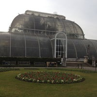 Photo taken at Palm House by Yulia K. on 4/7/2013