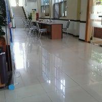 Photo taken at Kantor Pelayanan Pajak Pratama Mataram Barat by iis t. on 4/16/2013