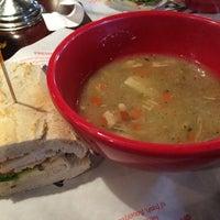 Photo taken at Newk's Express Cafe by Michael David M. on 4/5/2014