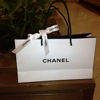 Photo taken at Chanel Boutique by Thays B. on 2/7/2013